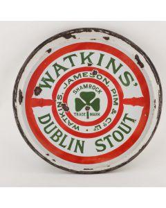 Watkins, Jameson, Pim & Co Ltd Round Enamel