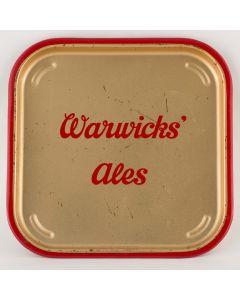 Warwicks & Richardsons Ltd Square Tin