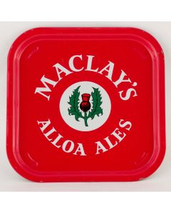 Maclay & Co. Ltd Square Tin