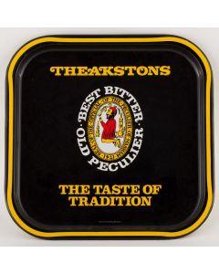 T.& R.Theakston Ltd Square Tin
