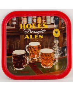 James Hole & Co Ltd Square Tin