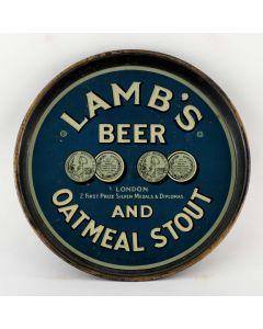 Thomas Lamb & Sons (Hetton-le-Hole) Ltd Round Black Backed Steel