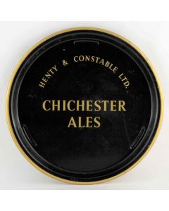 Henty & Constable (Brewers) Ltd Round Alloy