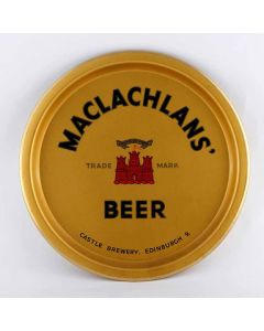 Maclachlans Ltd Round Tin
