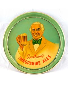 Southam's Brewery Ltd Round Alloy