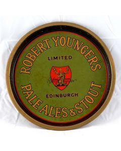 Robert Younger Ltd Round Black Backed Steel