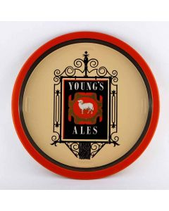 Young & Co's Brewery Ltd Round Tin