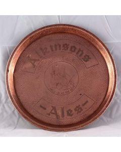Atkinson's Brewery Ltd Round Copper