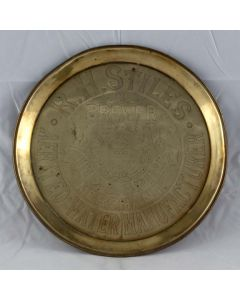 Robert Henry Stiles Round Brass