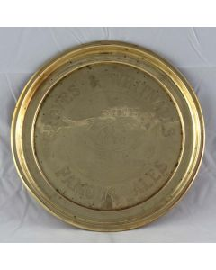 Groves & Whitnall Ltd Round Brass