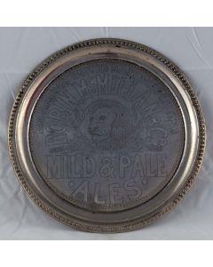 Edinburgh United Breweries Ltd Robin McMillan & Co Round Chrome