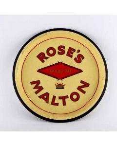 Charles Rose & Co. Ltd Round Tin