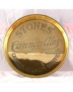 William Stones Ltd Round Brass