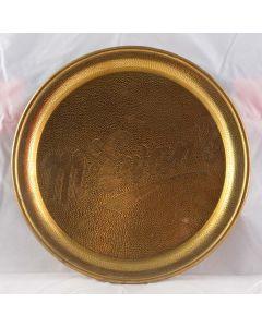 William McEwan & Co Ltd Small Round Brass
