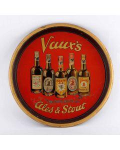 C.Vaux & Sons Ltd Round Black Backed Steel