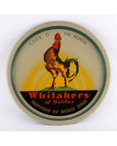 Richard Whitaker & Sons Ltd Round Black Backed Steel