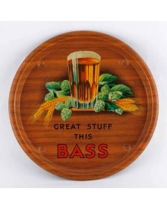 Bass, Ratcliff & Gretton Ltd Round Black Backed Steel