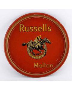 Russells & Wrangham Ltd Round Black Backed Steel