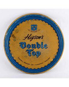 Higson's Brewery Ltd Round Alloy