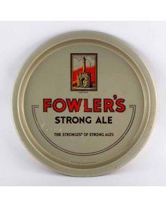 John Fowler & Co. Ltd Round Tin