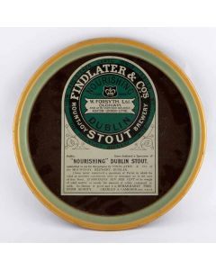 Mountjoy Brewery Ltd Round Black Backed Steel