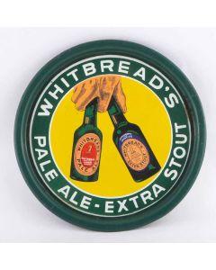 Whitbread & Co Ltd Round Enamel
