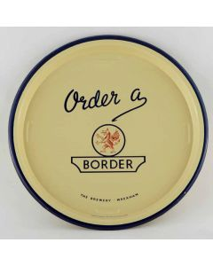 Border Breweries (Wrexham) Ltd Round Tin