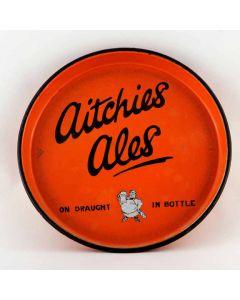 John Aitchison & Co Ltd Small Round Enamel