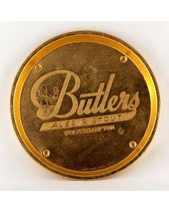 William Butler & Co Ltd Round Tin
