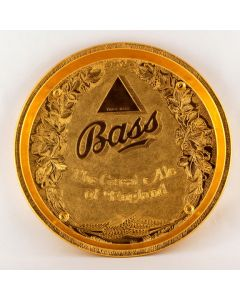 Bass Charrington Ltd Round Tin