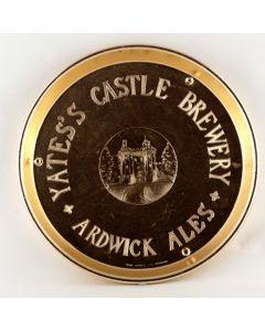 Yates Castle Brewery Ltd Round Tin