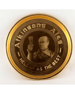 Atkinson's Brewery Ltd Round Tin