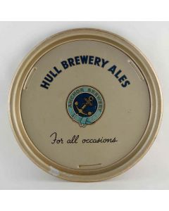 Hull Brewery Co. Ltd Round Alloy