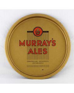 William Murray & Co Ltd Round Black Backed Steel