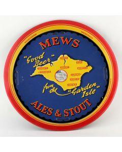 W.B.Mew.Langton & Co Ltd Round Tin