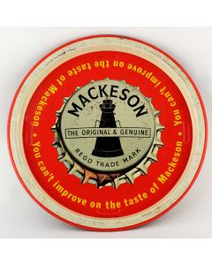 Whitbread & Co Ltd (Mackeson Brand) Round Tin