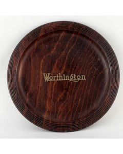 Worthington & Co Ltd Round Wooden