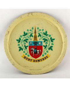 Hunt, Edmunds & Co. Ltd Round Tin