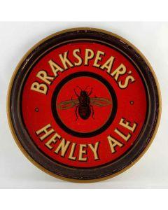 W.H.Brakspear & Sons Ltd Round Alloy