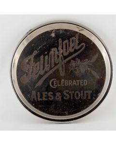 Felinfoel Brewery Co. Ltd Round Chrome