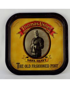 Ushers Brewery Ltd (Owned by Vaux & Associated Breweries Ltd) Square Tin