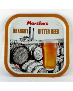Marston, Thompson & Evershed Ltd Square Tin