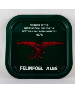 Felinfoel Brewery Co Ltd Square Tin