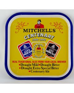 Mitchells of Lancaster (Brewers) Ltd Square Tin
