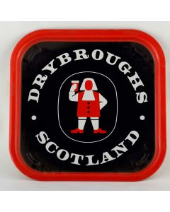 Drybrough & Co Ltd (Owned by Watney Mann Ltd) Square Tin