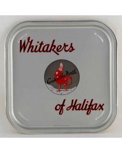 Richard Whitaker & Sons Ltd Square Tin
