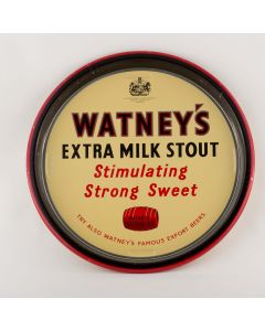 Watney, Combe, Reid & Co Ltd Round Tin