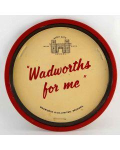 Wadworth & Co Ltd Round Alloy