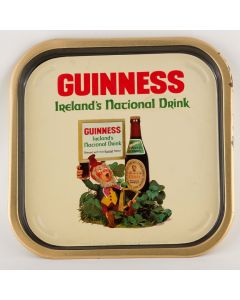 Arthur Guinness, Son & Co. Ltd Square Tin