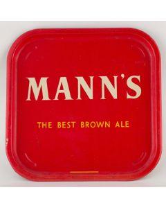 Mann, Crossman & Paulin Ltd Square Tin